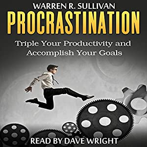 Procrastination: Triple Your Productivity and Accomplish Your Goals Audiobook