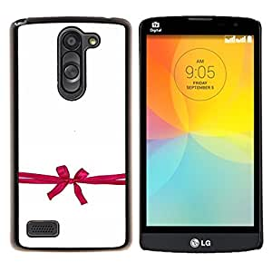 Dragon Case - FOR LG L Bello L Prime D337 - used for life time - Caja protectora de pl??stico duro de la cubierta Dise?¡Ào Slim Fit