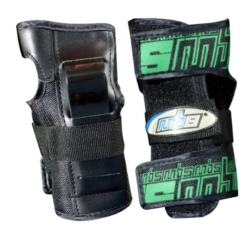 MBS Pro Wrist Guards,  Medium by MBS