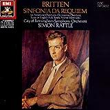 Britten: Sinfonia da Requiem; Occasional Overture; American Overture; Suite on English Folk Tunes