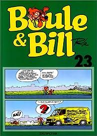 Boule et Bill, tome 23 par Jean Roba