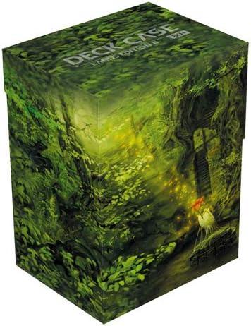 Standard Size-Lands Edition II-Forest None Ultimate Guard UGD010909 Deck Case 80