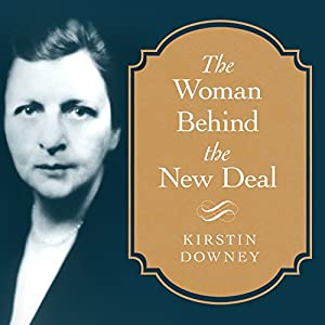 The Woman Behind the New Deal Hörbuch