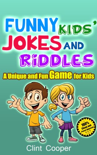 Funny Kids Jokes and Riddles: A Unique and Fun Game for Kids!