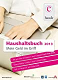 Haushaltsbuch 2013