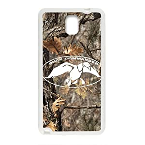 Duck Dynasty Duck Commander Realtree Camo Cell Phone Case for Samsung Galaxy Note3