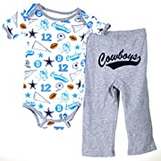 Dallas Cowboys Infant Inspired Set (12M)