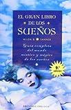El Gran Libro De Los Suenos  (Spanish Edition)