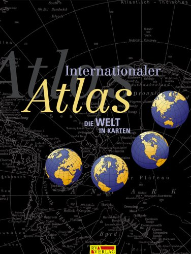 RV Internationaler Atlas - Die Welt in Karten
