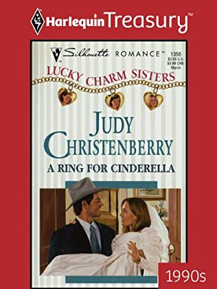 book cover of A Ring for Cinderella