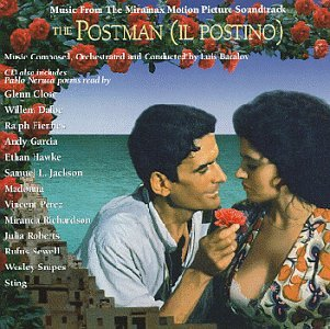 The Postman (Il Postino): Music From The Miramax Motion Picture Soundtrack (1994 Film) by Hollywood Records