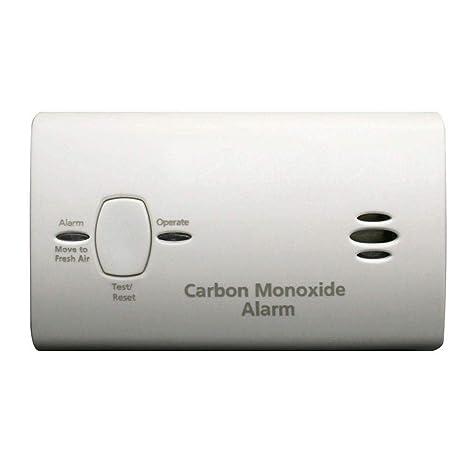 Amazon.com: Kidde kn-cob-b-lpm funciona con pilas Monóxido ...