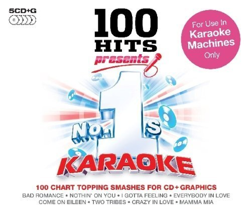No. 1s Karaoke by 100 Hits (2009-10-16)