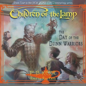 The Day of the Djinn Warriors Audiobook