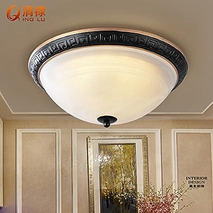Zqww Ceiling lamp La OSCE lámparas de techo luz base ...