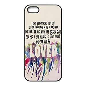 Maroon 5 Design Solid Rubber Customized Cover Case for iPhone ipod touch4 ipod touch4-linda397