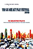 img - for The LIC One Act Play Festival 2013 book / textbook / text book
