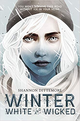Book Cover for Winter, White and Wicked