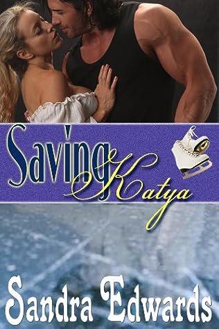 book cover of Saving Katya
