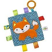 Taggies Crinkle Me Toy, Fox