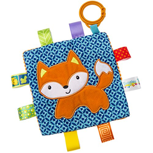 Taggies Crinkle Me Toy Fox product image