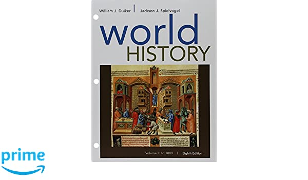 Amazon bundle world history volume i to 1800 loose leaf 8th lms integrated for mindtap history 1 term 6 months printed access card 9781305773370 william j duiker jackson j spielvogel books fandeluxe Choice Image