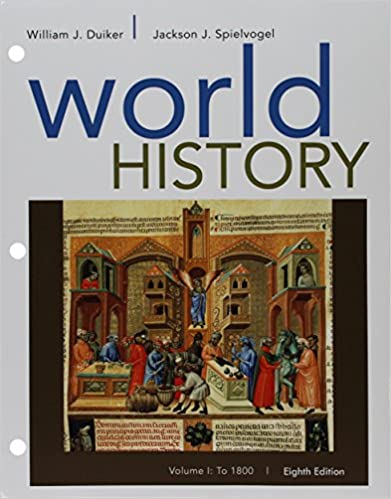 Amazon bundle world history volume i to 1800 loose leaf bundle world history volume i to 1800 loose leaf version 8th lms integrated for mindtap history 1 term 6 months printed access card 8th edition fandeluxe Images