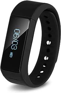 Diggro I5 Plus Oled Pulsera Smart Bluetooth (Pantalla Táctil, Podómetro, Seguimiento de calorías, Sleep Monitor) para Android IOS