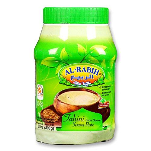 Al libanés Rabih auténticos Sésamo Tahini (800gAl Rabih: Amazon.es: Alimentación y bebidas