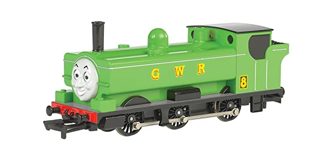 Amazon.com  Bachmann Thomas and Friends Duck Locomotive with Moving ... 884c9cd68ee7