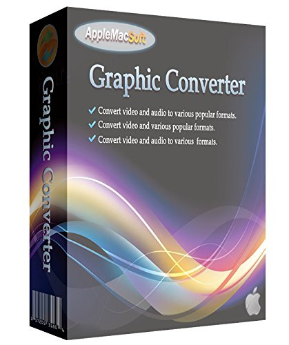 Graphic Converter for Mac [Download] by AppleMacSoft