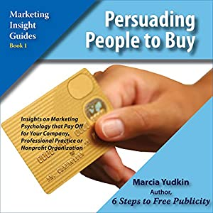 Persuading People to Buy Audiobook