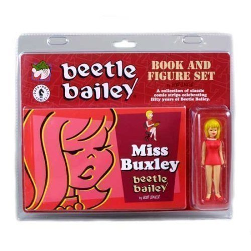 Download Miss Buxley Book and Figure Set pdf