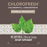 Pack of 2 x Nature's Way Chlorofresh - 90 Softgels