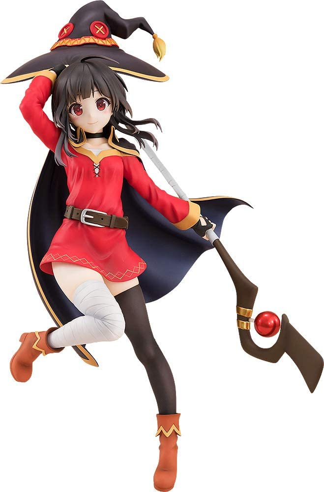 KonoSuba Megumin Figure Odoriko Dancer PVC Statue Sega Anime Statue Japan NEW