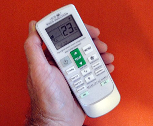 tadiran carrier remote control manual
