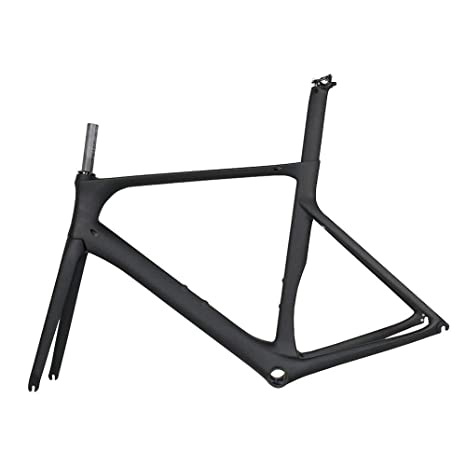 Wenhu Cuadro Completo de Bicicleta de Carretera de Carbono Aero ...