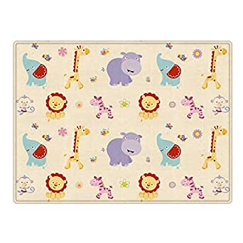 Amazon Com Vkarh Baby Crawling Mat Double Sided Outdoor