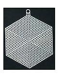 Plastic Canvas 5'' Hexagon ( 5 Pack)