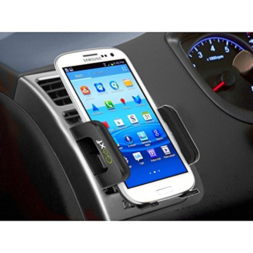 Custom Accessories GOXT 23444 Adjustable Vent Mount Phone Holder