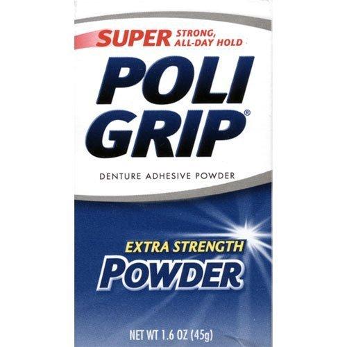 Extra Strength Denture Adhesive Powder - 9