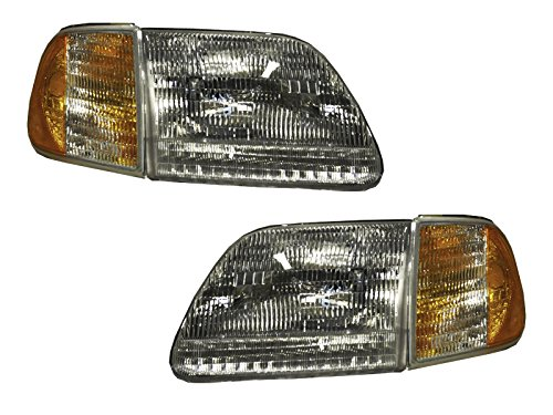 1997 2002 Headlight - 1
