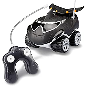 Kid Galaxy Amphibious RC Car Morphibians Killer Whale. All Terrain Remote Control Toy, 27 MHz