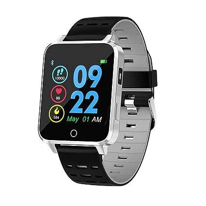 ZLOPV Pulsera Smartwatch Reloj Inteligente a Prueba de Agua ...