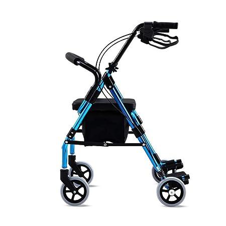 Shopping cart Andadores estándares y Ligeros Walker Carrito ...