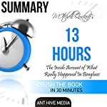Summary of Mitchell Zuckoff's 13 Hours: The Inside Account of What Really Happened in Benghazi |  Ant Hive Media