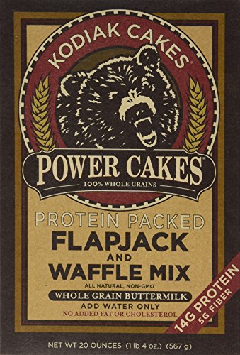 Kodiak Mix Pancake High Protein, 20 oz
