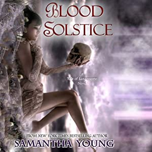 Blood Solstice Audiobook