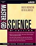Master the GED Science 2003, Peterson's Guides Staff and Arco Staff, 0768910005