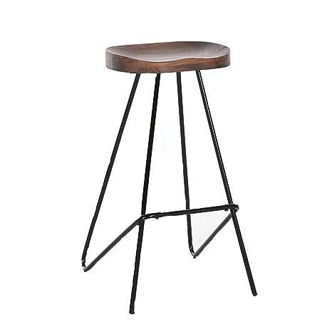 Tremendous Amazon Com Xingzhe Bar Stool Stainless Steel Simple Creativecarmelina Interior Chair Design Creativecarmelinacom